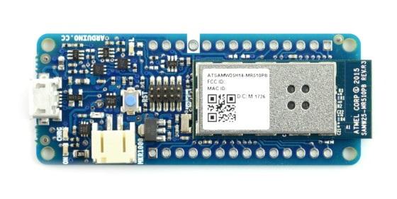 Arduio MKR1000 WiFi bez złącz