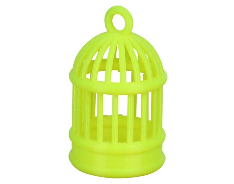 Klatka dla ptaków - druk 3D