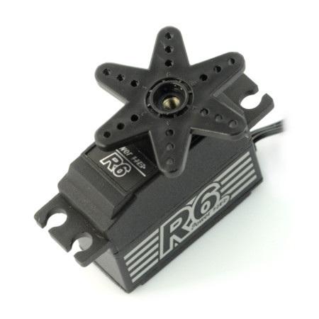 Serwo PowerHD R6 - medium.
