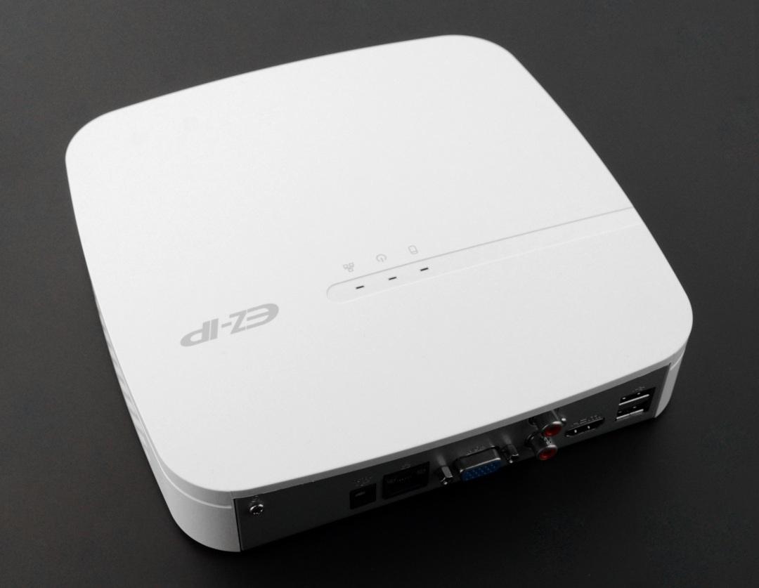 Rejestrator dla kamer IP EZ-IP NVR1B08-EZIP