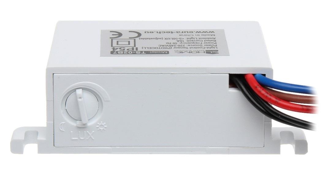 El Home TS-02B7 - automat zmierzchowy