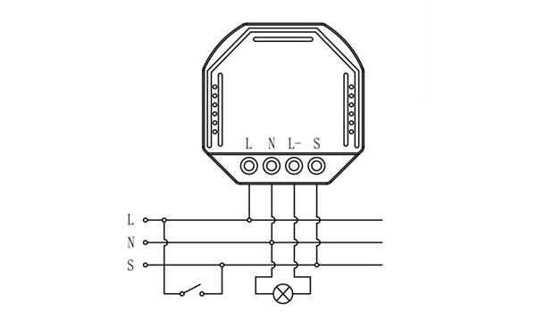 Schemat podłączenia sterownika
