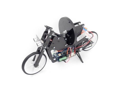 Samobalansujący motocykl.