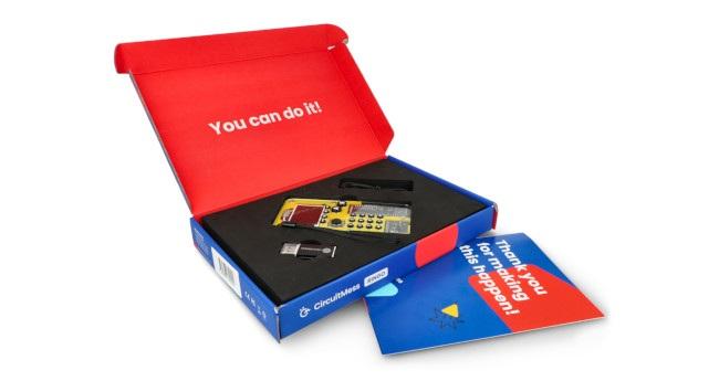 CircuitMess Ringo GSM - złożony
