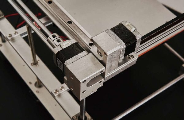 Aluminiowa  konstrukcja korpusu drukarki