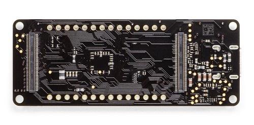 Arduino Portenta H7 widok złącza 80 pinowego