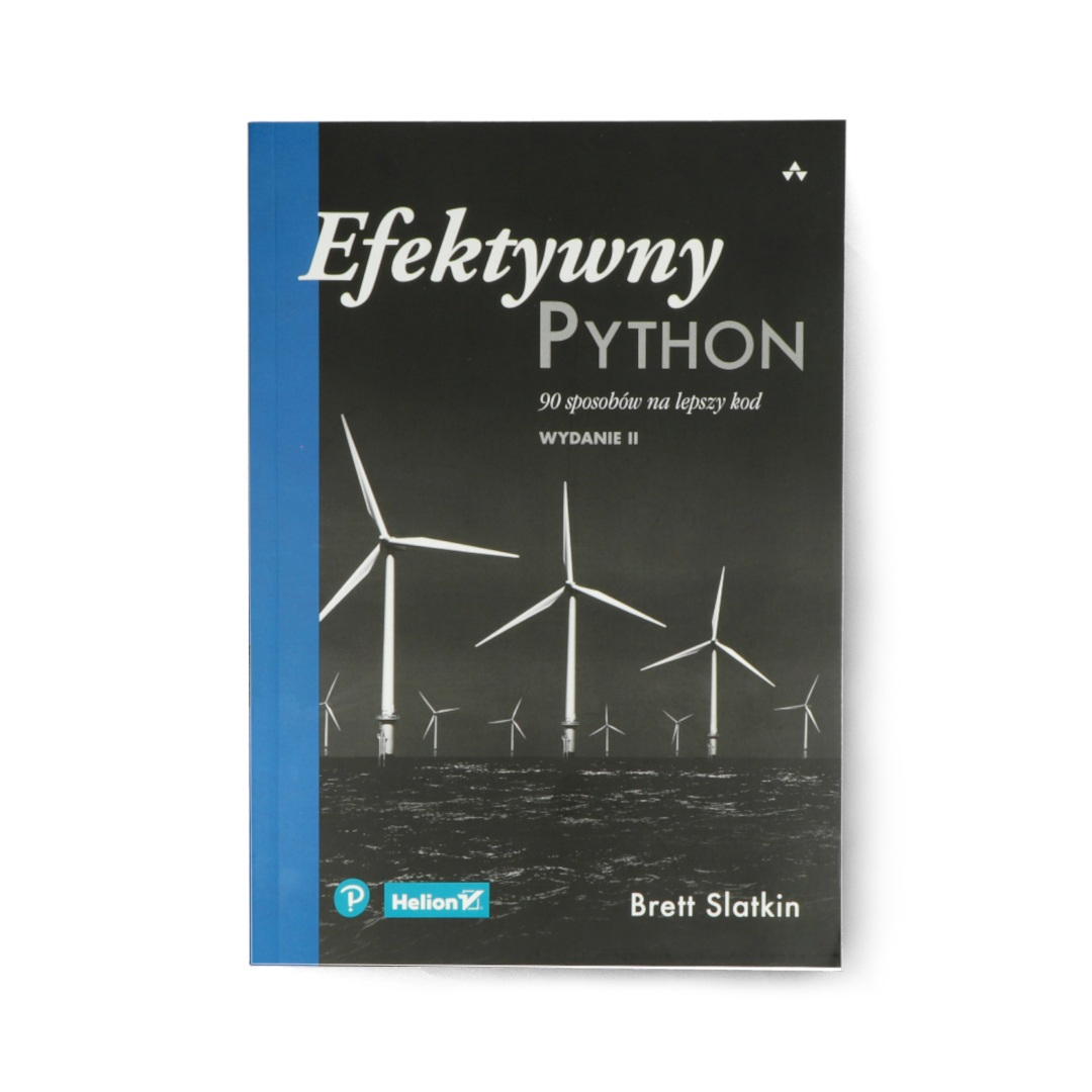 Efektywny Python podręcznik dla programisty