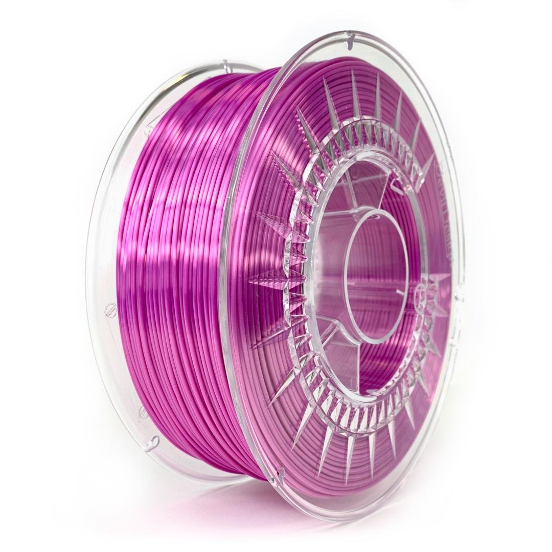Filament Devil Design Silk 1,75mm 1kg - Bright Pink