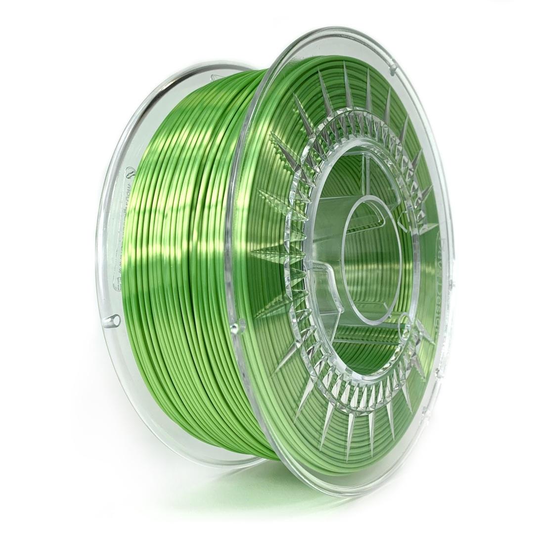 Filament Devil Design Silk 1,75mm 1kg - Bright Green