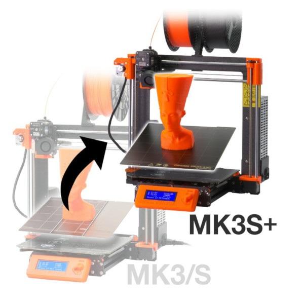 Zestaw MK3S+ upgrade kit