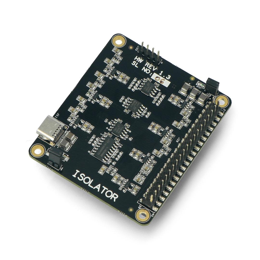 Izolator galwaniczny Allo I2S Isolator V1.2
