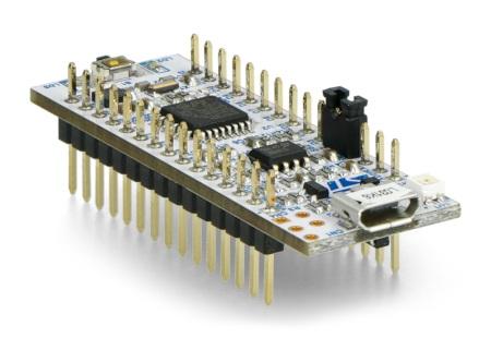 Wyposażona w rdzeńARM Cortex M0+.