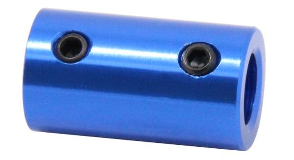 Sprzęgło stałe aluminiowe 5x8mm