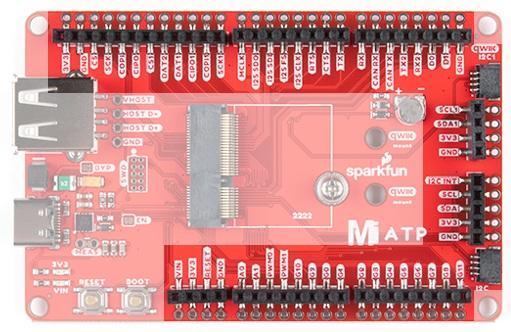 Wyprowadzenia płytki ATP MicroMod