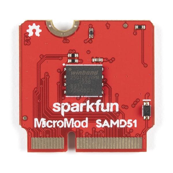 Płytka MicroMod SAMD51