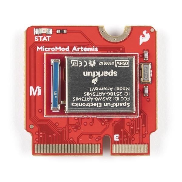 SparkFun MicroMod Artemis