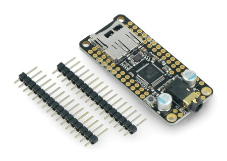 Adafruit Music Maker - odtwarzacz syntezatorów MP3 OGG WAV MIDI