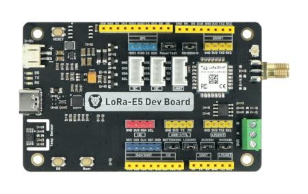 Płytka rozwojowa LoRa-E5