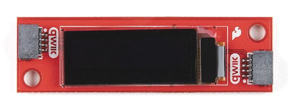 Qwiic OLED 0,91''-SparkFun LCD-17153