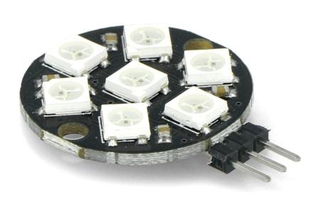 Pierścień LED WS2812