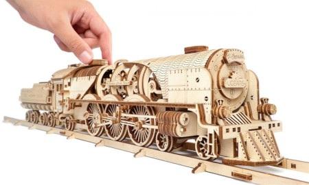 Futurystyczny wygląd i ażurowa konstrukcja potrafi przenieść użytkownika w czasie.