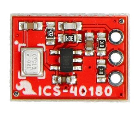 Mikrofon ICS-40180