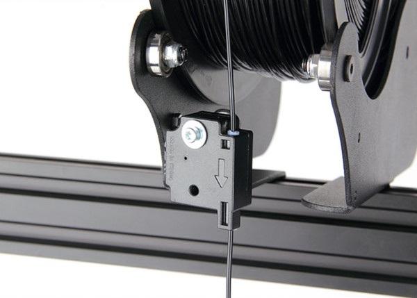 Lokalizacja czujnika filamentu wArtillery Sidewinder-X1