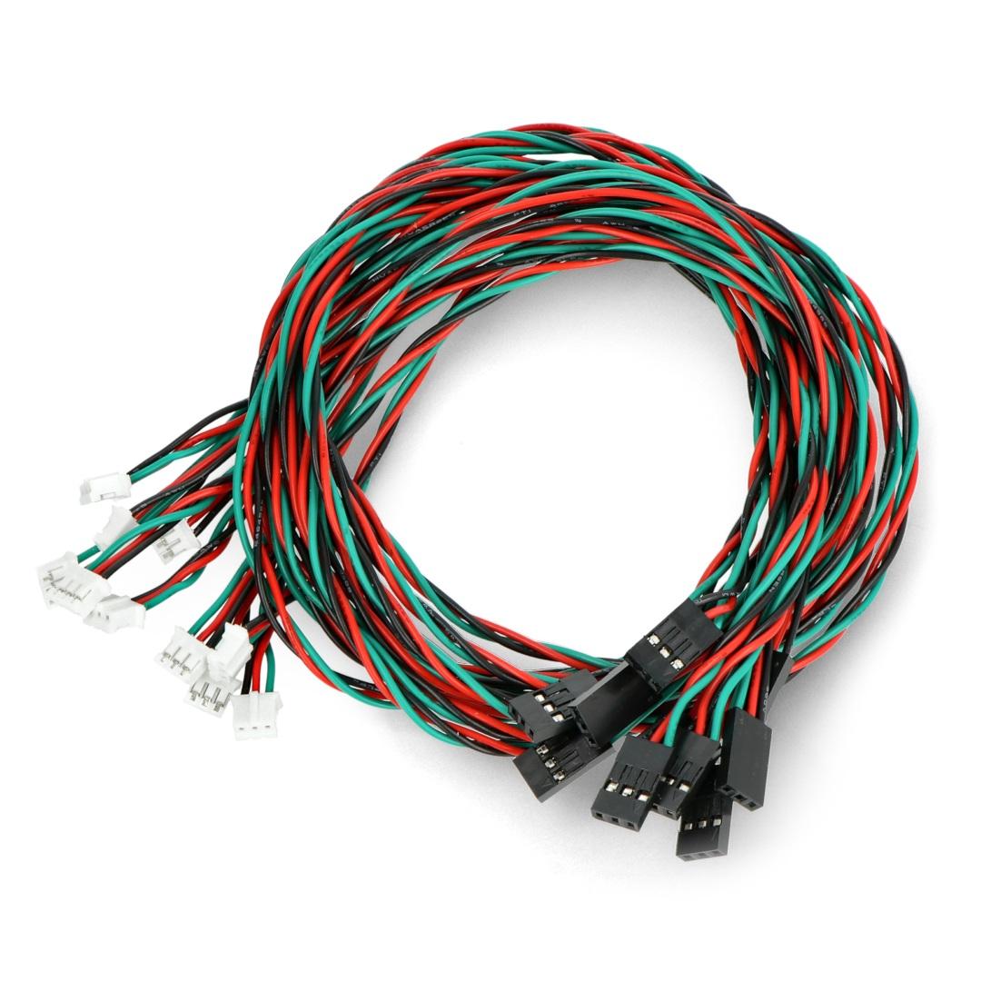Gravity - przewód połączeniowy - czujników cyfrowych do Arduino - 3-pinowy.